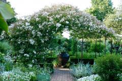 16-Vita-Sackville-Wests-Sissinghurst-Gardens_White-Flowers-Metal-Pergola_1_Alans-Garden-Influences