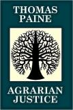 Agrarian Justice by Thomas Paine_Reference Book Library