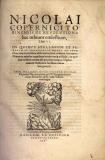 De Revolutionibus Orbium_by Nicholas Copernicus_Suggested Further Reading