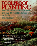 Foolproof Planting by Anne Moyer Halpin & Editors At The Rodale Press