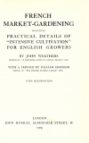 French Market Gardening by John Weathers