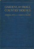 Gardens For Small Country Houses_by Gertrude Jekyll & Lawrence Weaver_Suggested Further Reading