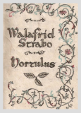 Hortulus_by Walafrid Strabo_Suggested Further Reading
