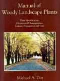 Manual of Woody Landscape Plants - M. Dirr