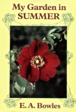 My Garden In Summer_by E. A Bowles_Suggested Further Reading