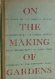 On The Making Of Gardens_by Sir George Stillwell_Suggested Further Reading