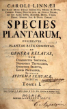 Species Plantarum_by Carl Linnaeus_Suggested Further Reading