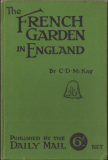The French Garden In England_by C. D. McKay_Suggested Further Reading