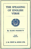The Speaking Of English Verse by Elsie Fogerty_Suggested Further Reading